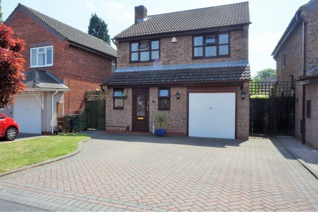 Thumbnail Detached house for sale in Poundley Close, Birmingham