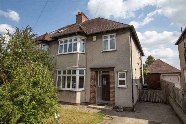 Thumbnail Semi-detached house for sale in Hill Burn, Henleaze, Bristol