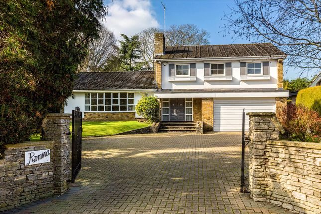 Thumbnail Detached house for sale in Chauntry Road, Maidenhead, Berkshire