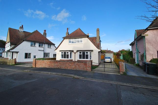 Thumbnail Detached house for sale in Links Crescent, Skegness