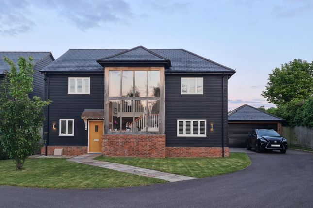 Thumbnail Detached house for sale in Half Acre, Royston
