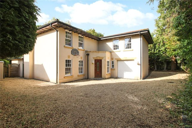 Thumbnail Detached house for sale in Mill Road, Lisvane, Cardiff