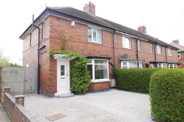 3 bed terraced house to rent in Dodsworth Avenue, York, North Yorkshire