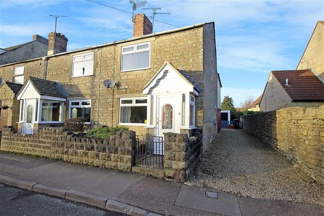 Thumbnail End terrace house for sale in Church Street, Stratton, Wiltshire