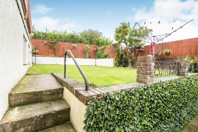 Garden of Park Close, Coldean, Brighton, East Sussex BN1