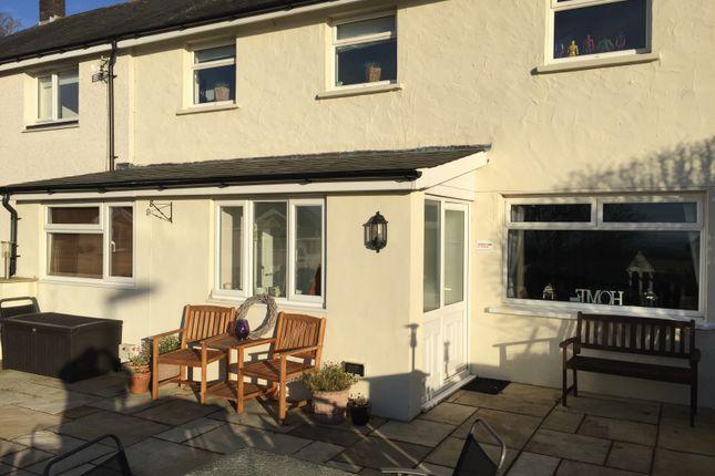 Thumbnail Terraced house for sale in Penrhiw, Dyffryn Ardudwy