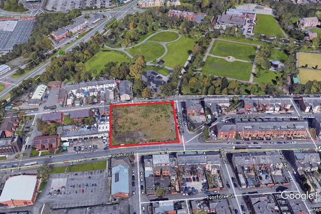 Thumbnail Land for sale in 202-206 Drake Street, Rochdale