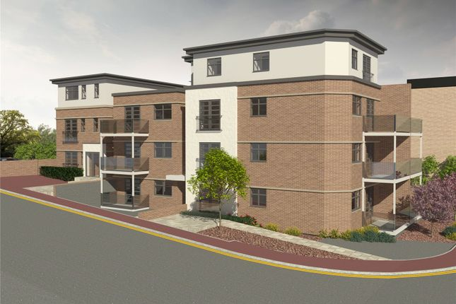 Thumbnail Flat for sale in Ordnance Street, Chatham, Kent