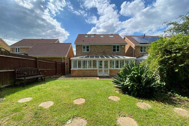Thumbnail Detached house for sale in Lanes End, Brislington, Bristol