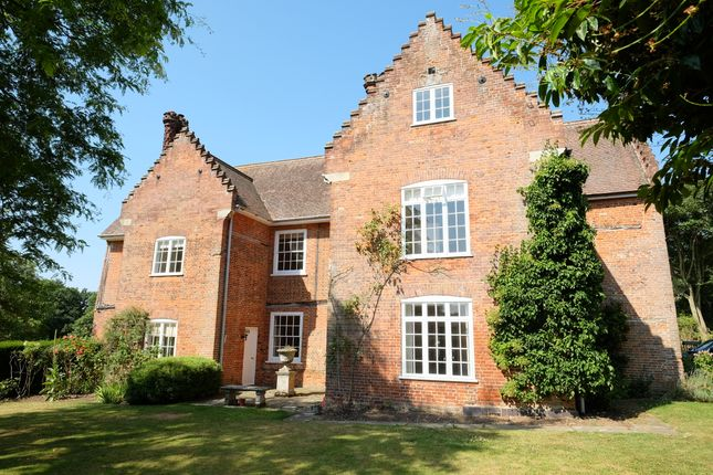 Thumbnail Detached house to rent in East Lexham, King's Lynn