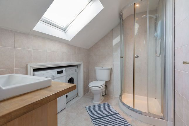 Ensuite of The Old School, Bowden, Melrose TD6
