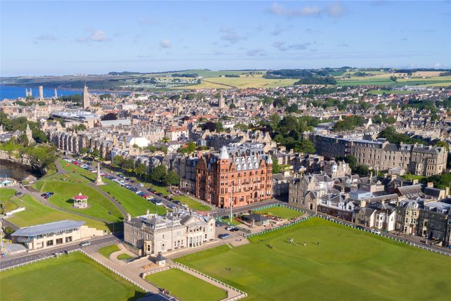 Thumbnail Flat for sale in Hamilton Grand, 21 Golf Place, St. Andrews, Fife