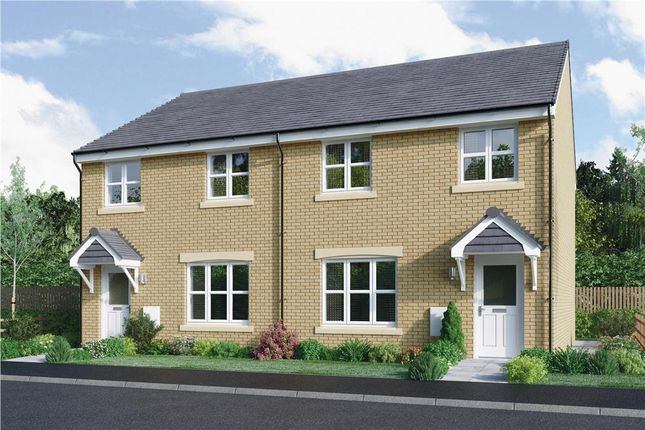"""Thumbnail Semi-detached house for sale in """"Meldrum Semi"""" at Bellenden Grove, Dunblane"""