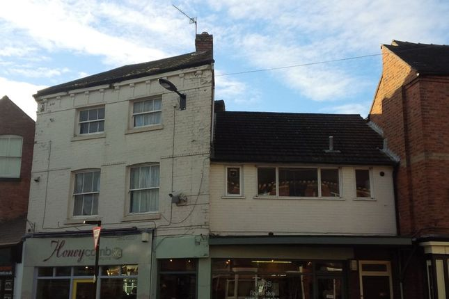 Thumbnail Flat to rent in Westfield Terrace, Upper Bar, Newport