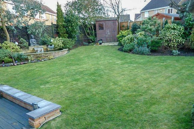 Rear Garden of Charlbury Close, Wellingborough NN8
