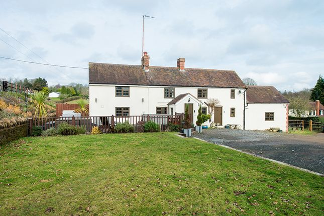 Thumbnail Cottage for sale in Callow Hill, Rock, Kidderminster