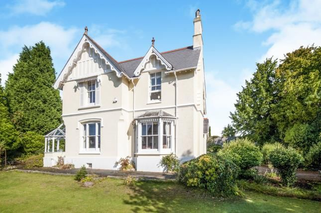 Thumbnail Detached House For Sale In Newton Abbot, Devon