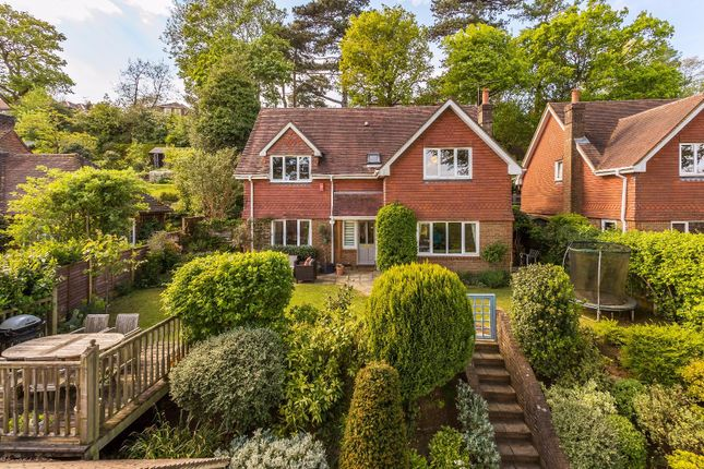 4 bed detached house for sale in Shadyhanger, Godalming, Surrey