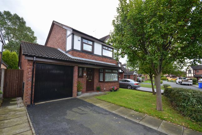 Thumbnail Detached house for sale in Sandringham Avenue, Audenshaw, Manchester