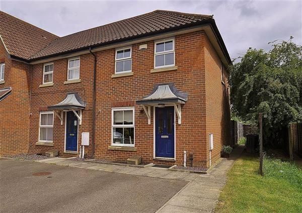 End terrace house for sale in Wood Lane, Kingsnorth, Ashford