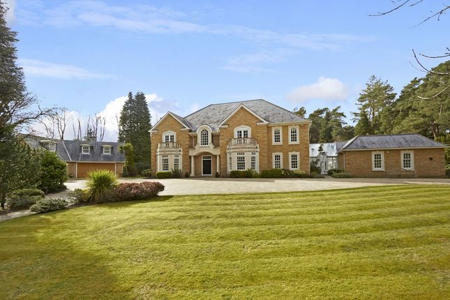 Thumbnail Property to rent in Heronswood, Westwood Road, Windlesham, Surrey