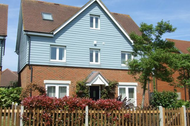 Thumbnail Detached house to rent in The Moors, Redhill