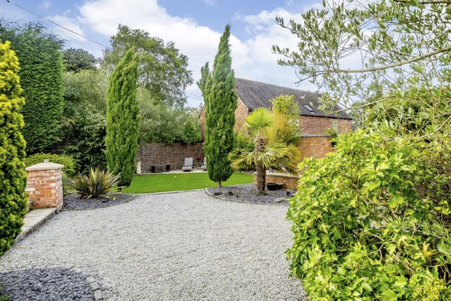 Thumbnail Property for sale in Hall Lane, Hammerwich, Burntwood