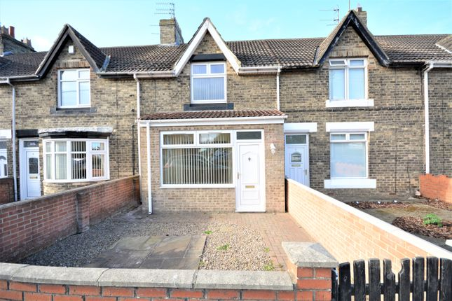 Thumbnail Terraced house for sale in Tindale Crescent, Bishop Auckland, Durham