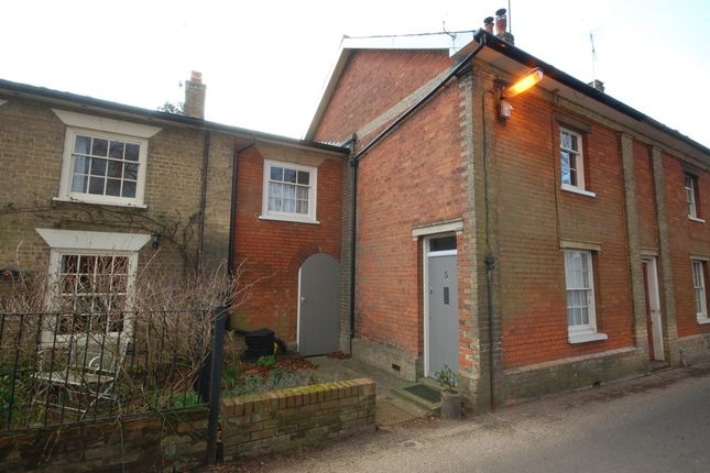 Thumbnail Cottage to rent in Church Street, Peasenhall, Saxmundham