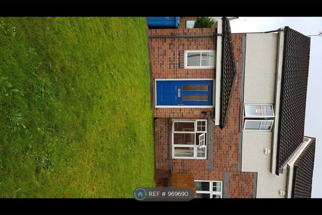 2 bed semi-detached house to rent in Huxley Place, Glasgow G20