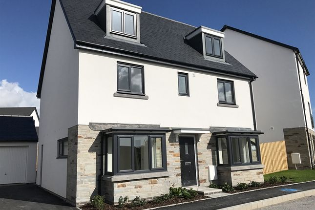 """Thumbnail Detached house for sale in """"The Regent"""" at Coscombe Circus, Plymouth"""