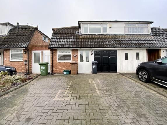 Semi-detached house for sale in Fallowfield Road, Solihull, West Midlands