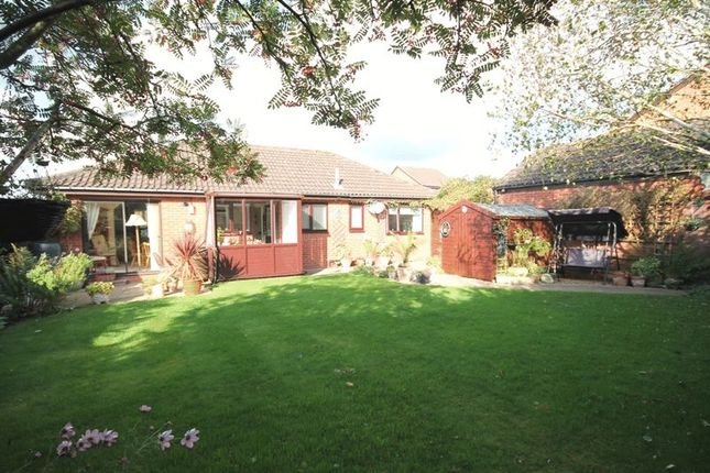 Thumbnail Detached bungalow for sale in Valley View, Market Drayton