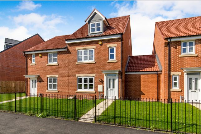 Thumbnail Semi-detached house for sale in Redcar Lane, Redcar, Cleveland