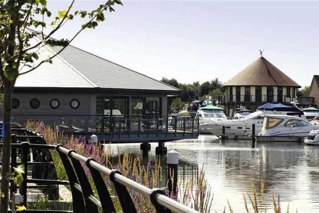 Thumbnail Property for sale in The Ancholme, Marina Court, Burton Waters, Lincoln