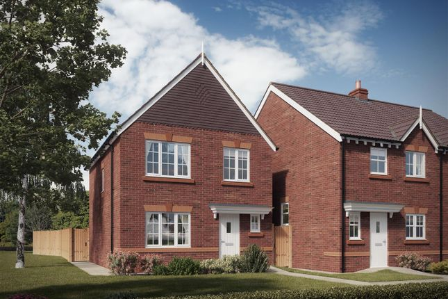 3 bed detached house for sale in Cloverfield, Congleton Road, Smallwood