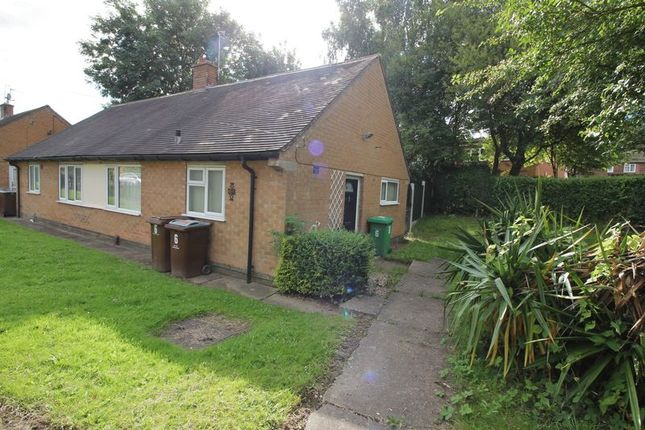 Thumbnail Semi-detached bungalow to rent in Marldon Close, Wollaton, Nottingham
