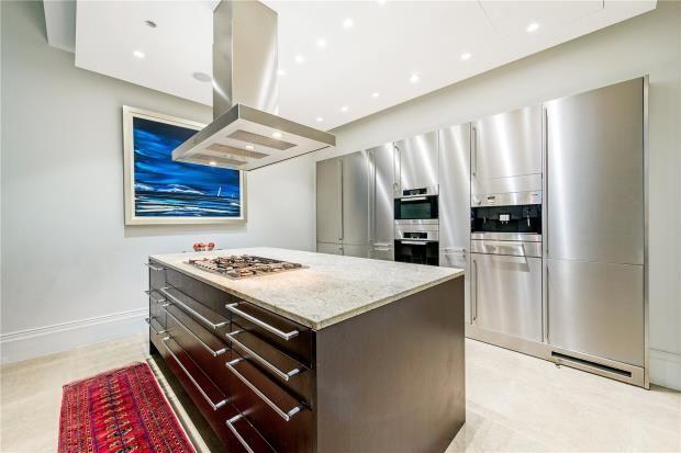Kitchen of Park Lane, Mayfair, London W1K