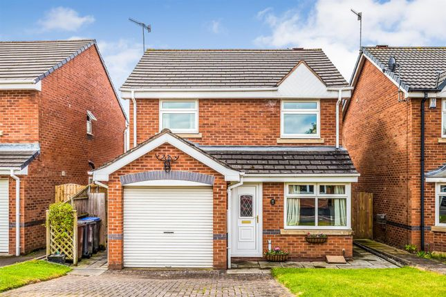 External of Millers View, Cheadle, Stoke-On-Trent ST10