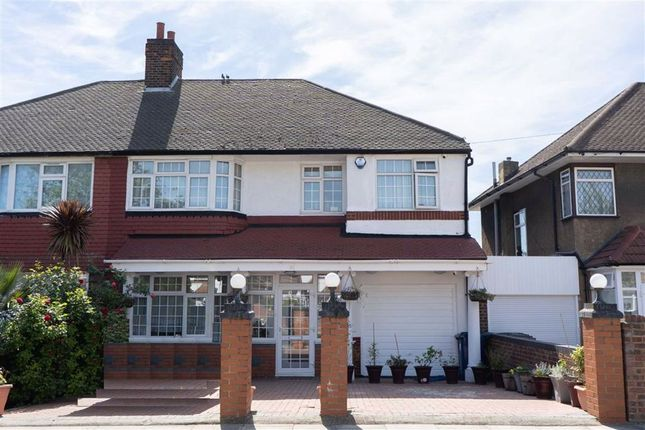 Thumbnail Semi-detached house for sale in Thorncliffe Road, Southall, Middlesex