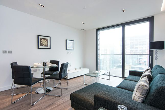 Thumbnail Flat to rent in 37 Leman Street Aldgate, London