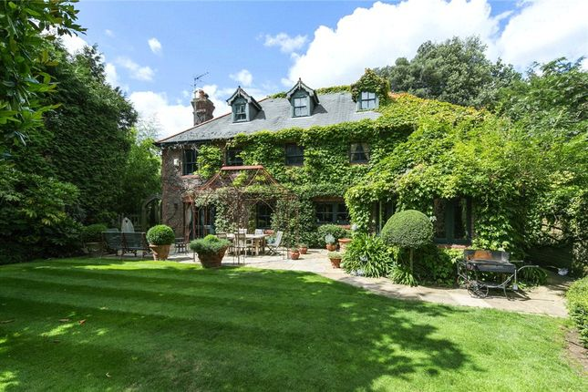 Thumbnail Detached house for sale in Arthur Road, Wimbledon