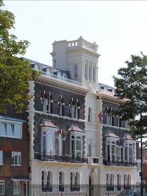 Thumbnail Office to let in 17 Pembroke Road Royal Naval Club And Royal Albert Yacht Club Old Portsmouth, Portsmouth