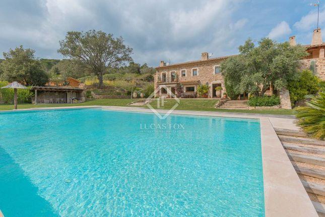 Thumbnail Villa for sale in Spain, Girona, Baix Empordà, Cbr2608