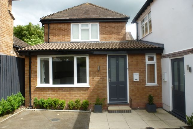 Thumbnail Maisonette for sale in Alcester Road, Stratford Upon Avon