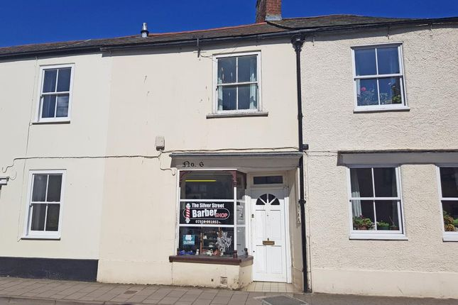 Thumbnail Commercial property for sale in 6 Silver Street, Axminster, Devon