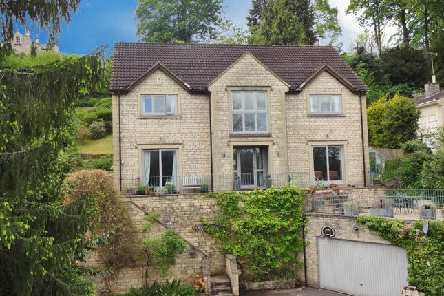 Thumbnail Detached house for sale in Cliffe Drive, Limpley Stoke