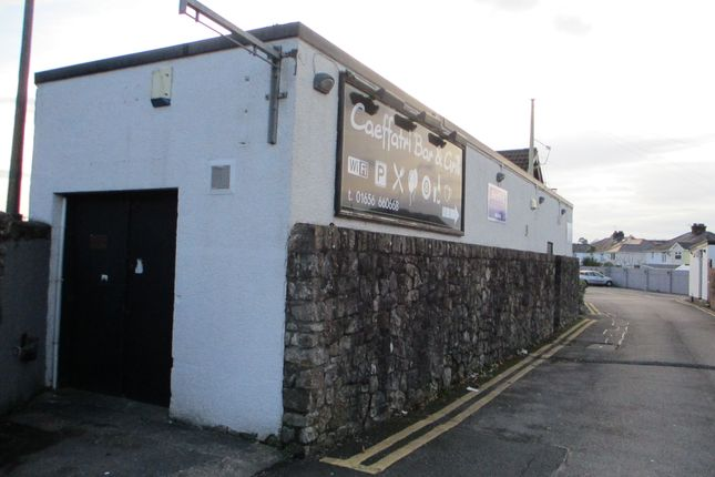 Thumbnail Office to let in Workshop/Storage Unit, Unit 1, Highwayman Business Park, Off Coity Road, Bridgend