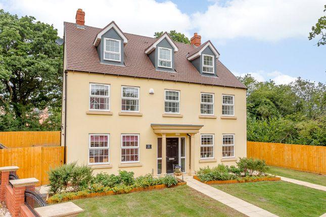 Thumbnail Detached house for sale in Sandoe Way, Exeter, Devon