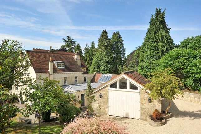 Thumbnail Semi-detached house for sale in Bailbrook Lane, Bath